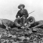 Countess Cissy Patterson, Big Horn Sheep Hunt.